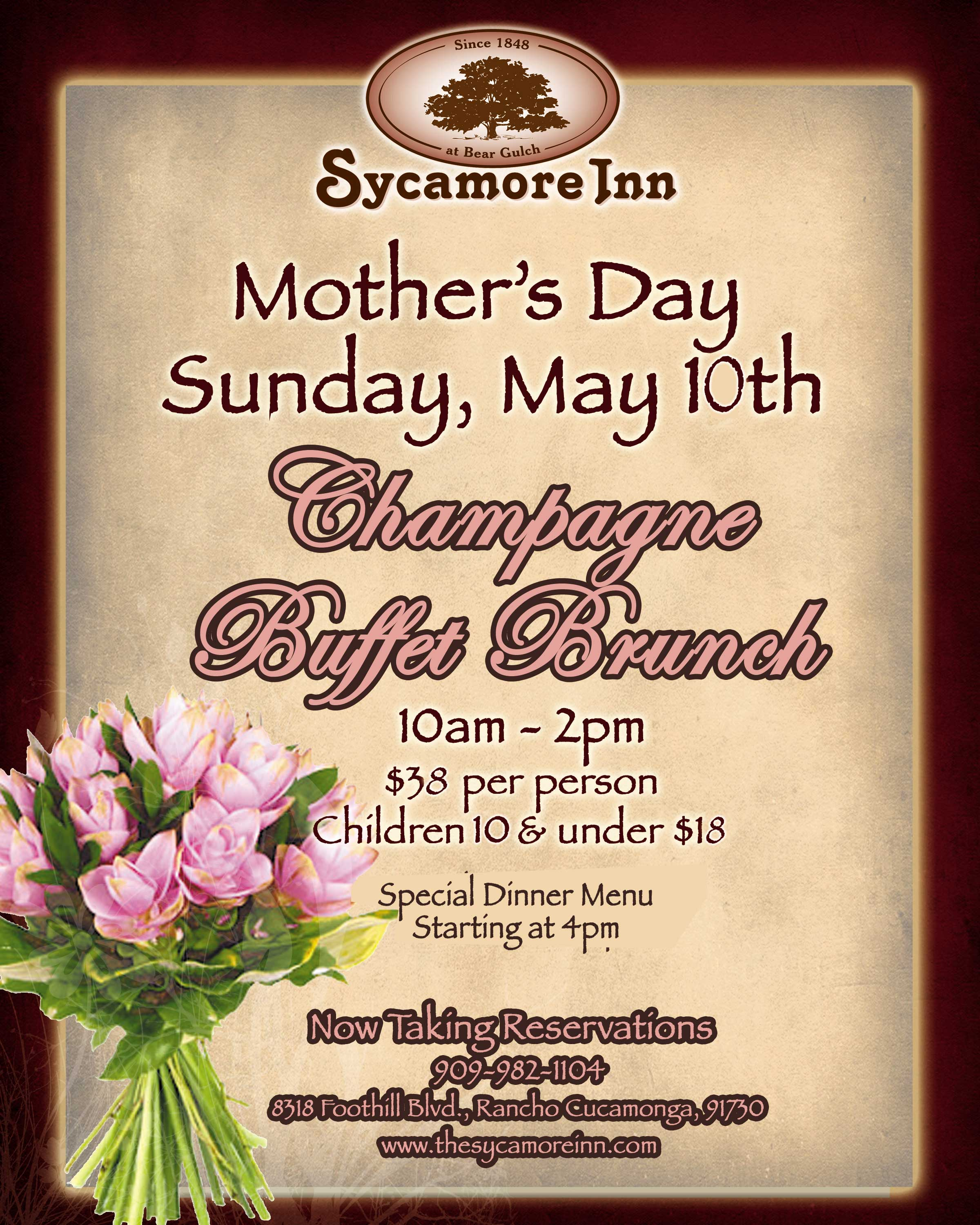 KAY: Cafe sevilla mothers day brunch